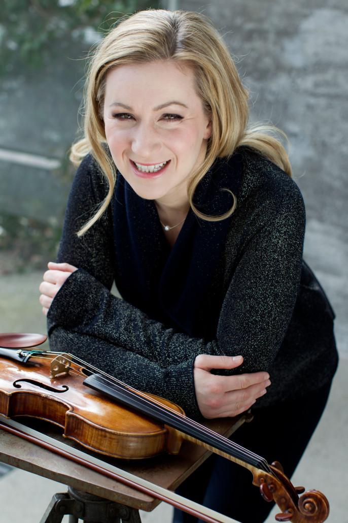 Rebekka Hartmann - Geigerin & Musikerin
