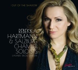 Out of the shadow - Rebekka Hartmann